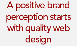 Brand perception caption