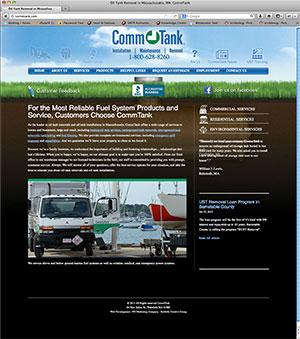 Commtank Website